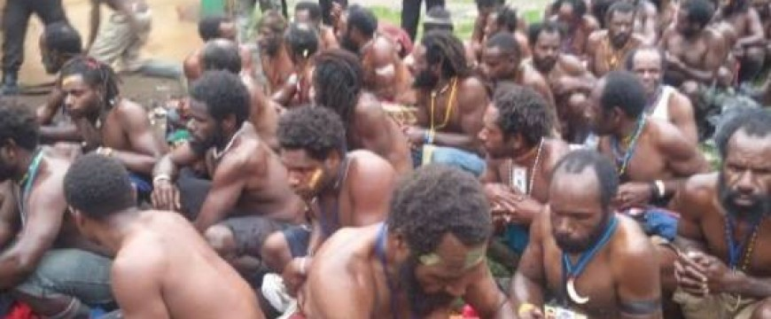 West Papua: Over 100 Arrested and Dozens of Houses Burned