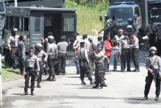 Indonesian Police blockade Papua People's Action and 200 people arrested including one person shot dead