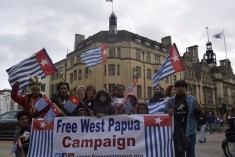 Thank you letter to all supporters after the Global Flag Raising for West Papua