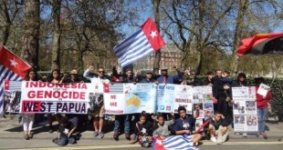Join the Free West Papua Campaign events