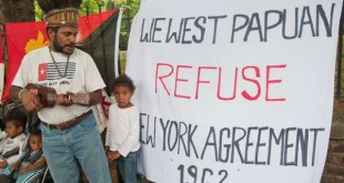 Free West Papua rally to be held in London on 15th August