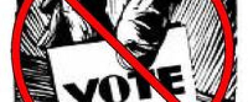 Benny Wenda statement on boycotting Indonesian elections