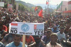 Dutch journo attests to huge West Papuan support for MSG bid