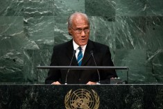 Prime Minister of Tonga shows support for West Papua at UN