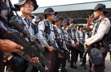 West Papua police get massive boost of firearms, vehicles