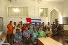 Solomons are supporting their Melanesian wantoks for membership of the Melanesian Spearhead Group.