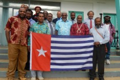 MSG membership lodged by West Papua independence body