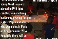 1 year on, still no justice for Paniai massacre victims
