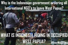 Indonesian government 'forcing all NGOs to leave West Papua'