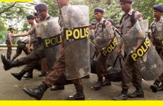 Seven Papuan activists have been detained for their peaceful political activities