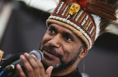 West Papuan leader Benny Wenda denied entry by United States