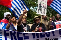 IBUKA – Broken promise Rally – Free West Papua
