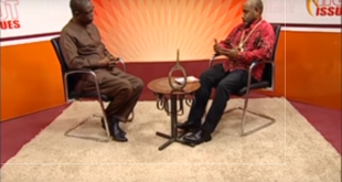 TV3 Ghana – Hot Issues – With Chief Benny Wenda -12/3/2016