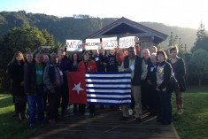 Asia Pacific Greens support West Papua's MSG membership and self-determination with a new resolution