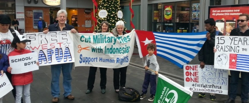 Call for NZ action on West Papua