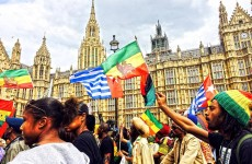 Free West Papua Joins the March for Reparation in London