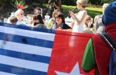 "Australian Foreign Minister speaks to Free West Papua activists on Anniversary of ""Act of Free Choice"""