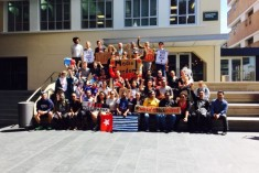 NZ students protest over Papua violence