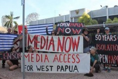 Press freedom in Papua