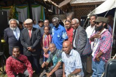 Solomon Islands PM makes emotional speech on West Papua's MSG bid