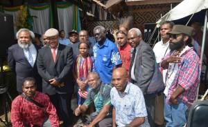 Solomon Islands PM makes emotional speech on West Papua's MSG bid