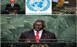Solomon Islands and Tonga Support West Papua at the United Nations