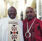It is a great honour to be encouraged and supported by none other than @TheDesmondTutu