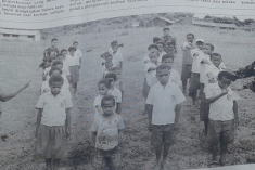 INDOctrinating West Papuan children